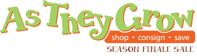 As They Grow Spring Season Finale Sale