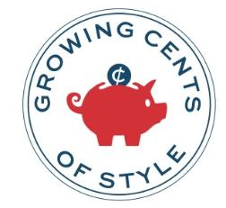 Growing Cents of Style